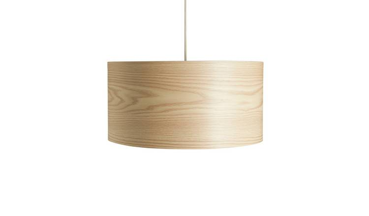 Argos Home Skandi Wood Effect Shade