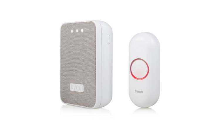Byron DBY-22321 150m Portable Doorbell