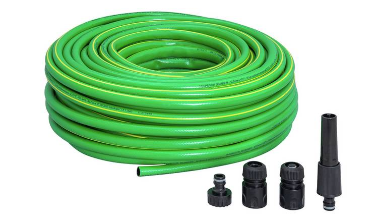 McGregor Reinforced Hose Set - 50m