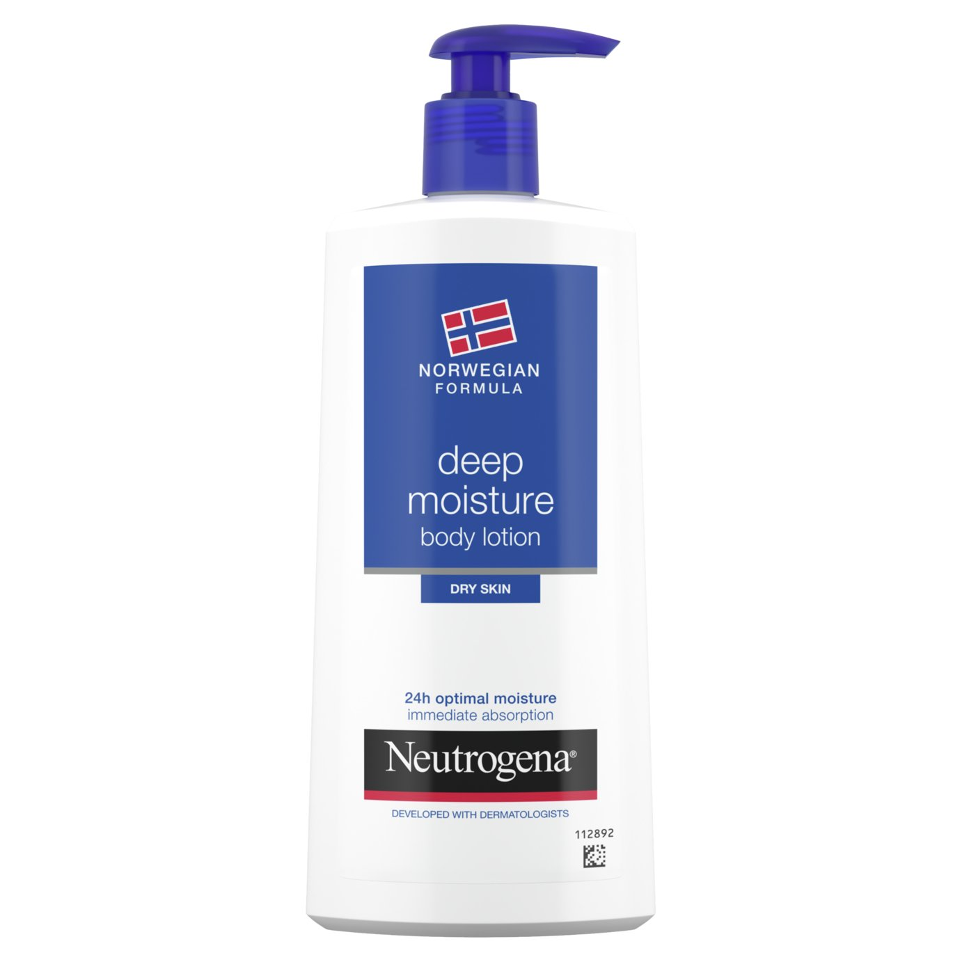Neutrgoena Dry Skin Deep Moisture Body Lotion - 400ml