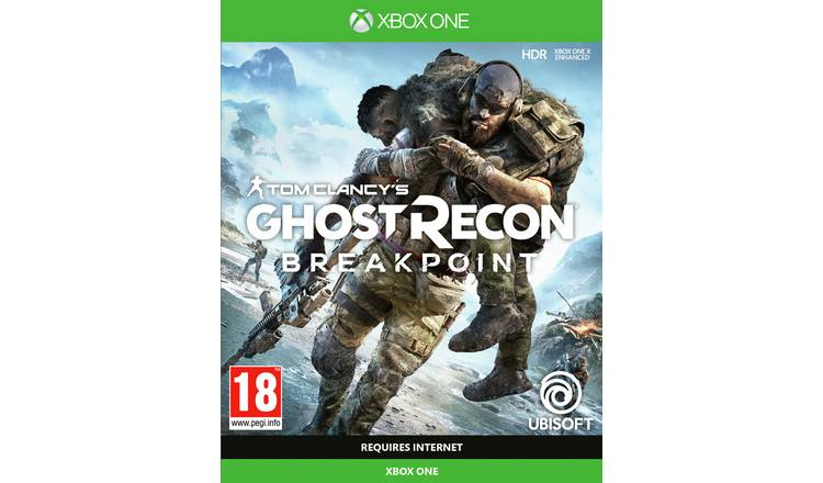 Ghost Recon Breakpoint Xbox One Game