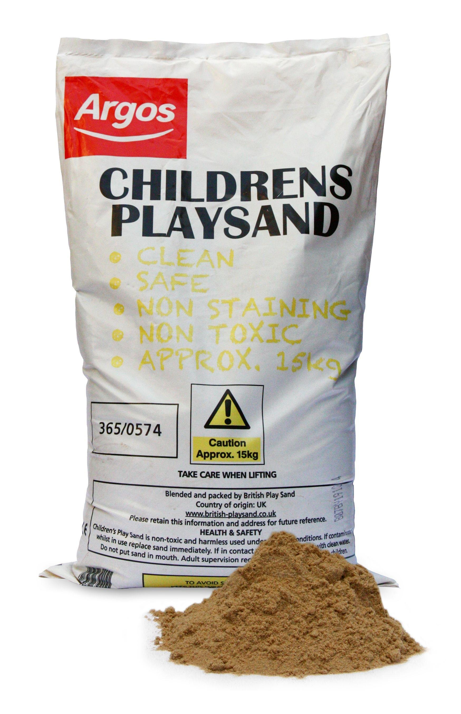 Kids Play Sand   15kg Bag