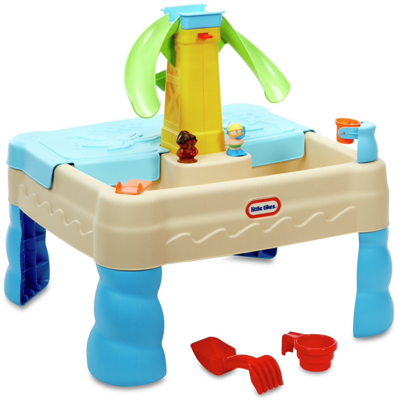 Little Tikes Sandy Lagoon Waterpark