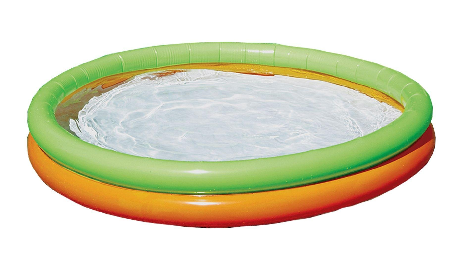 Image of Chad Valley 2 Ring Paddling Pool - 296 Litres