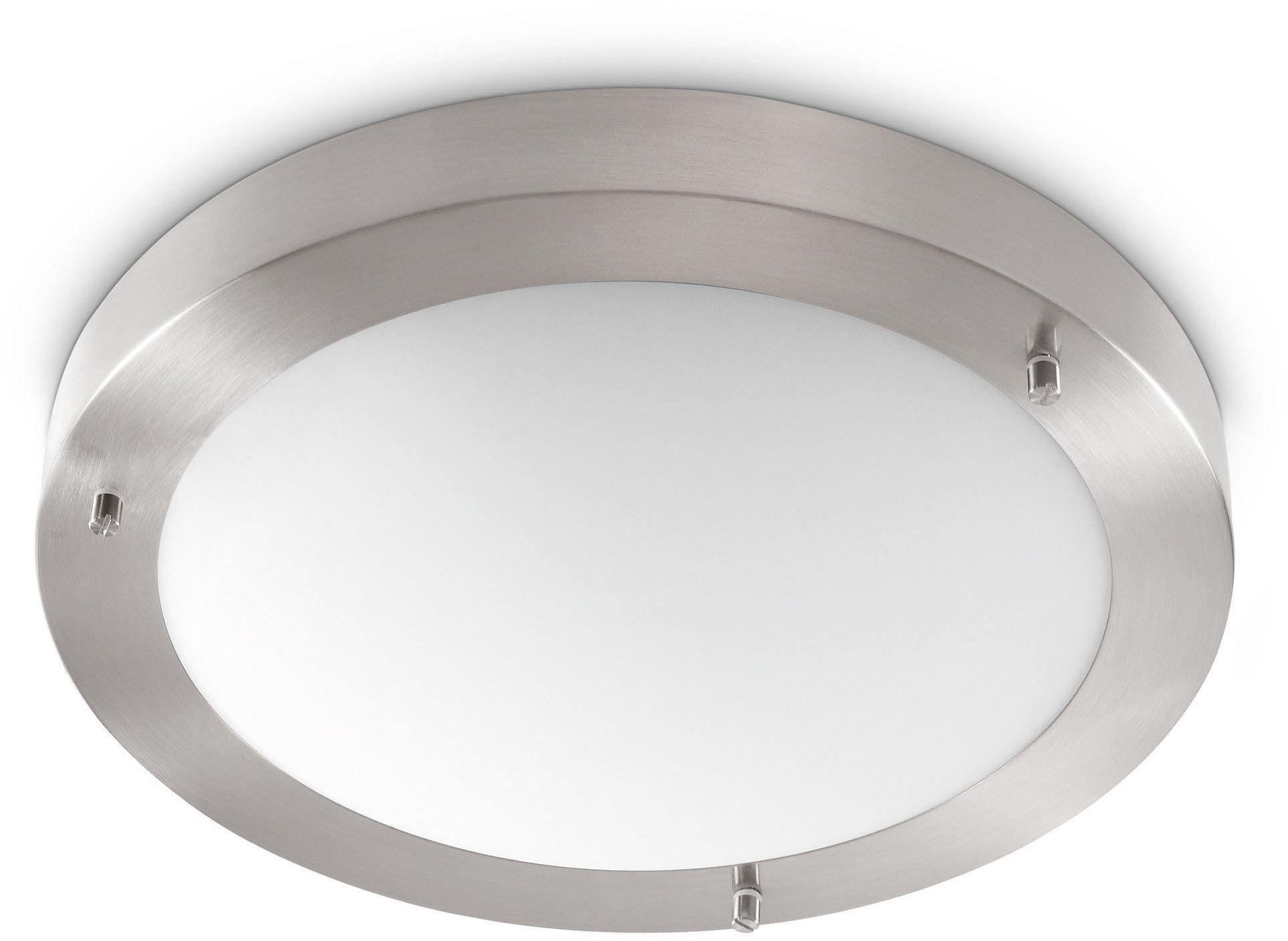 Philips myBathroom Salts Ceiling Light - Matt Chrome.