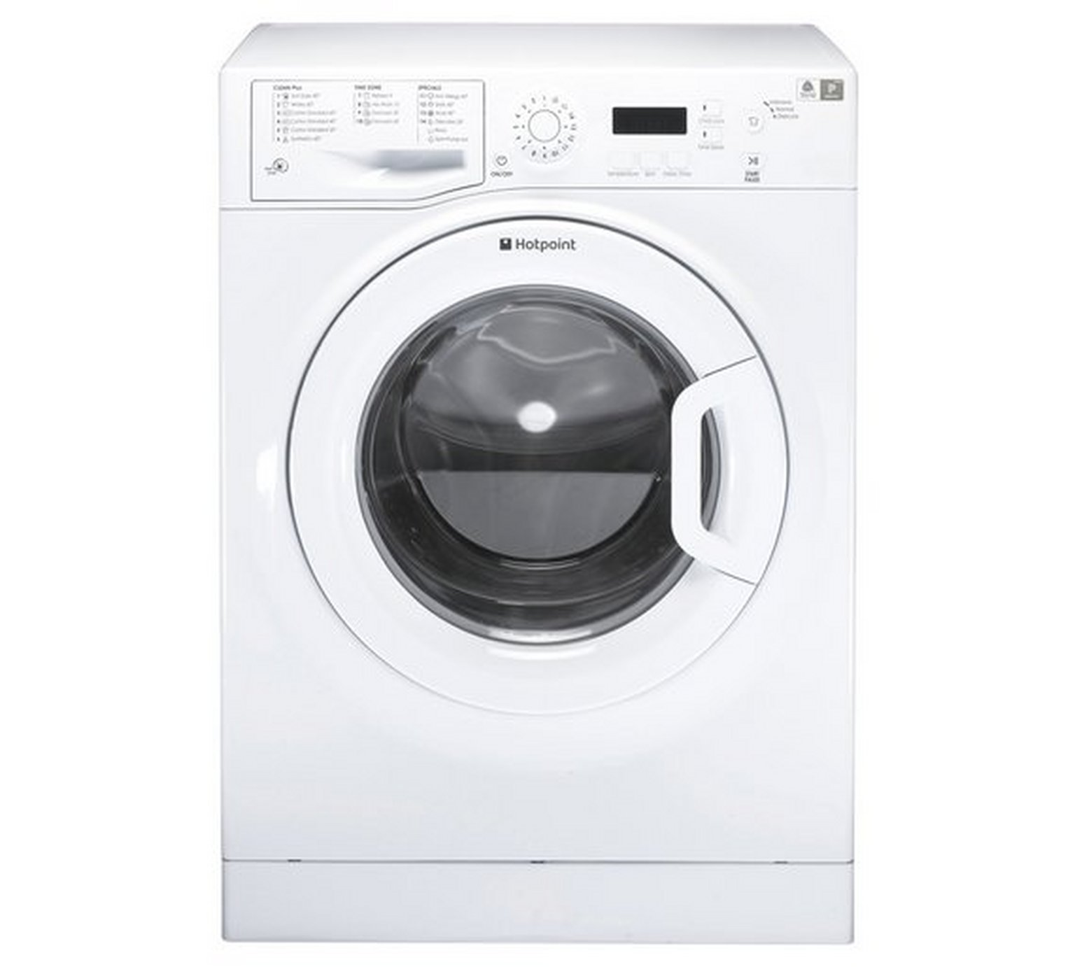 Hotpoint WMXTF742P 7KG 1400 Spin Washing Machine - White by Hotpoint 365/3739