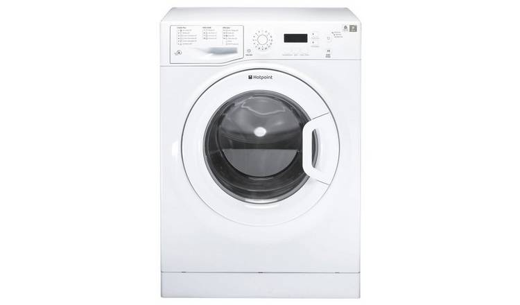 41b0184de6 Hotpoint WMXTF742P 7KG 1400 Spin Washing Machine - White365/3739