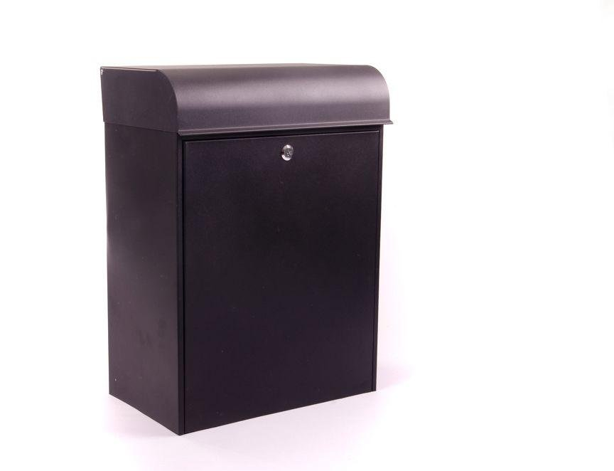 Image of House Nameplate Company - Parcel Safe with Fixing Plate