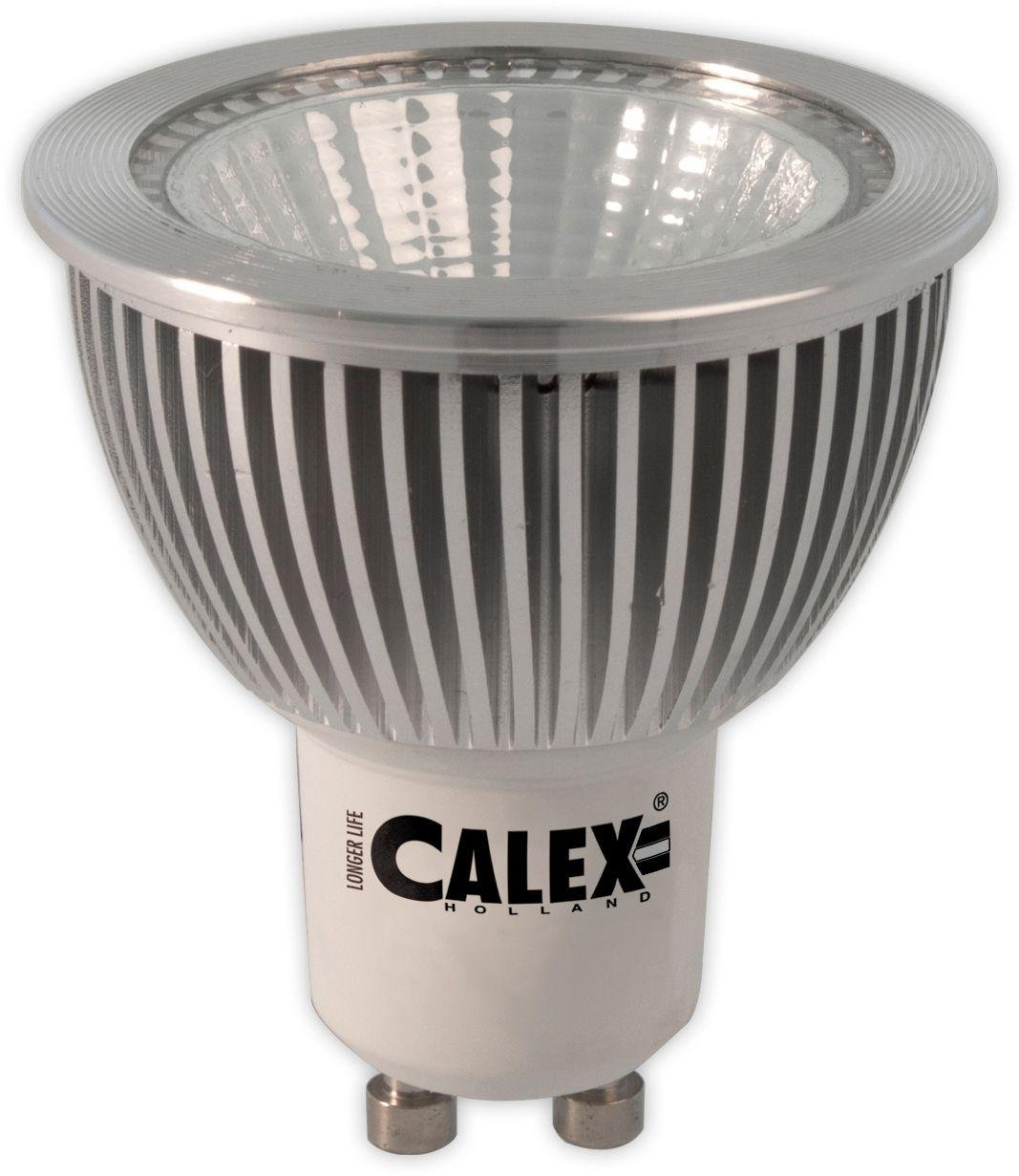 Calex LED Cob GU10 7W Warm White 450 Lumen Dimmable Bulb ...