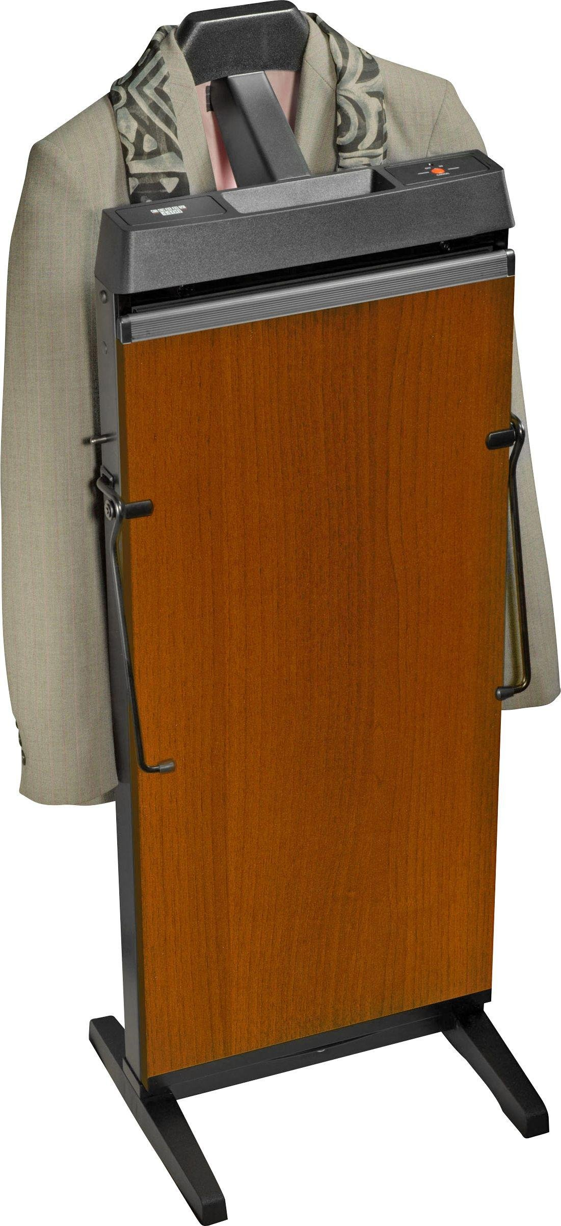 Image of Corby 3300 Trouser Press - Walnut.