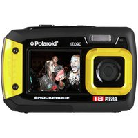 Polaroid - IE090 18MP Waterproof Camera - Yellow