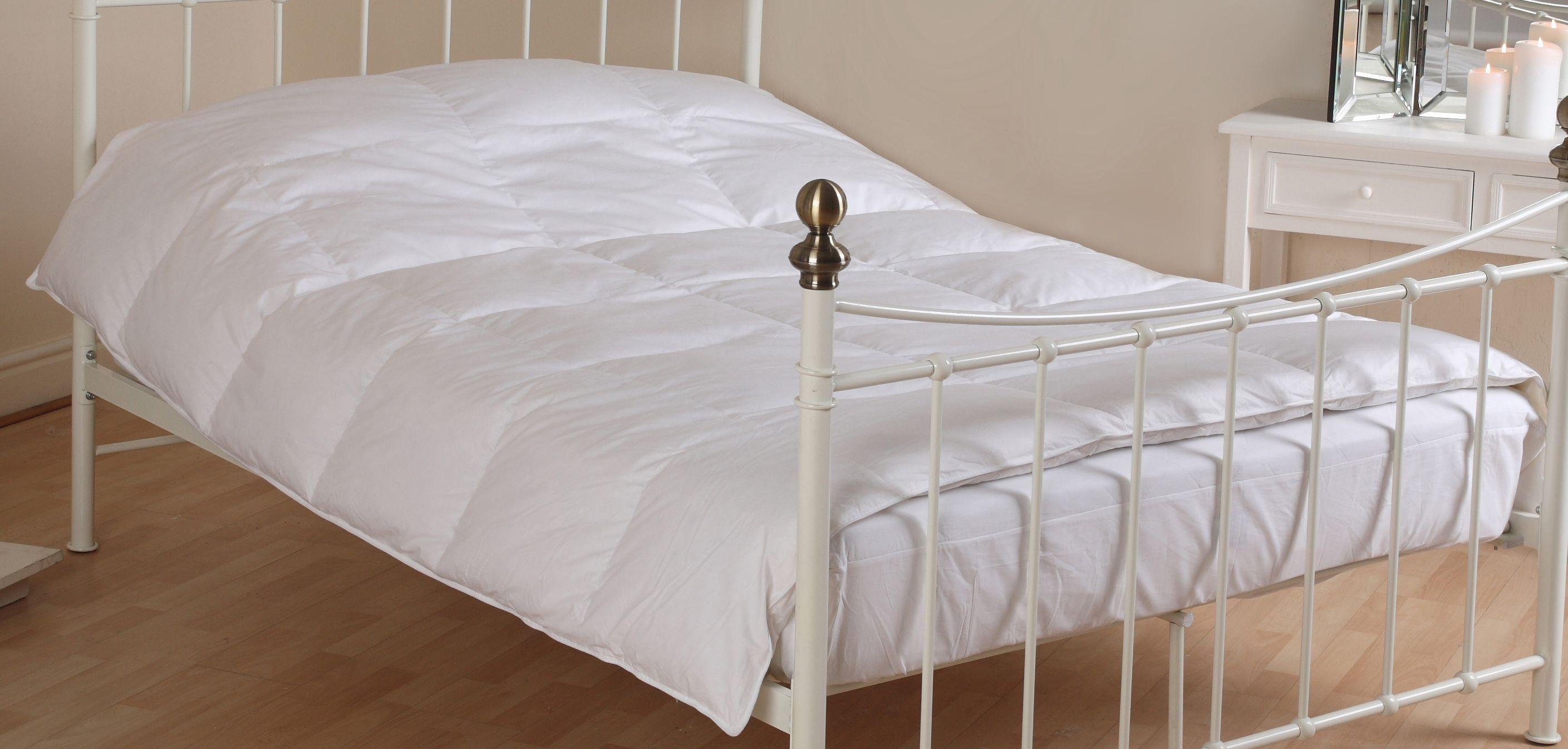 Buy Downland 15 Tog Goose Feather And Down Duvet
