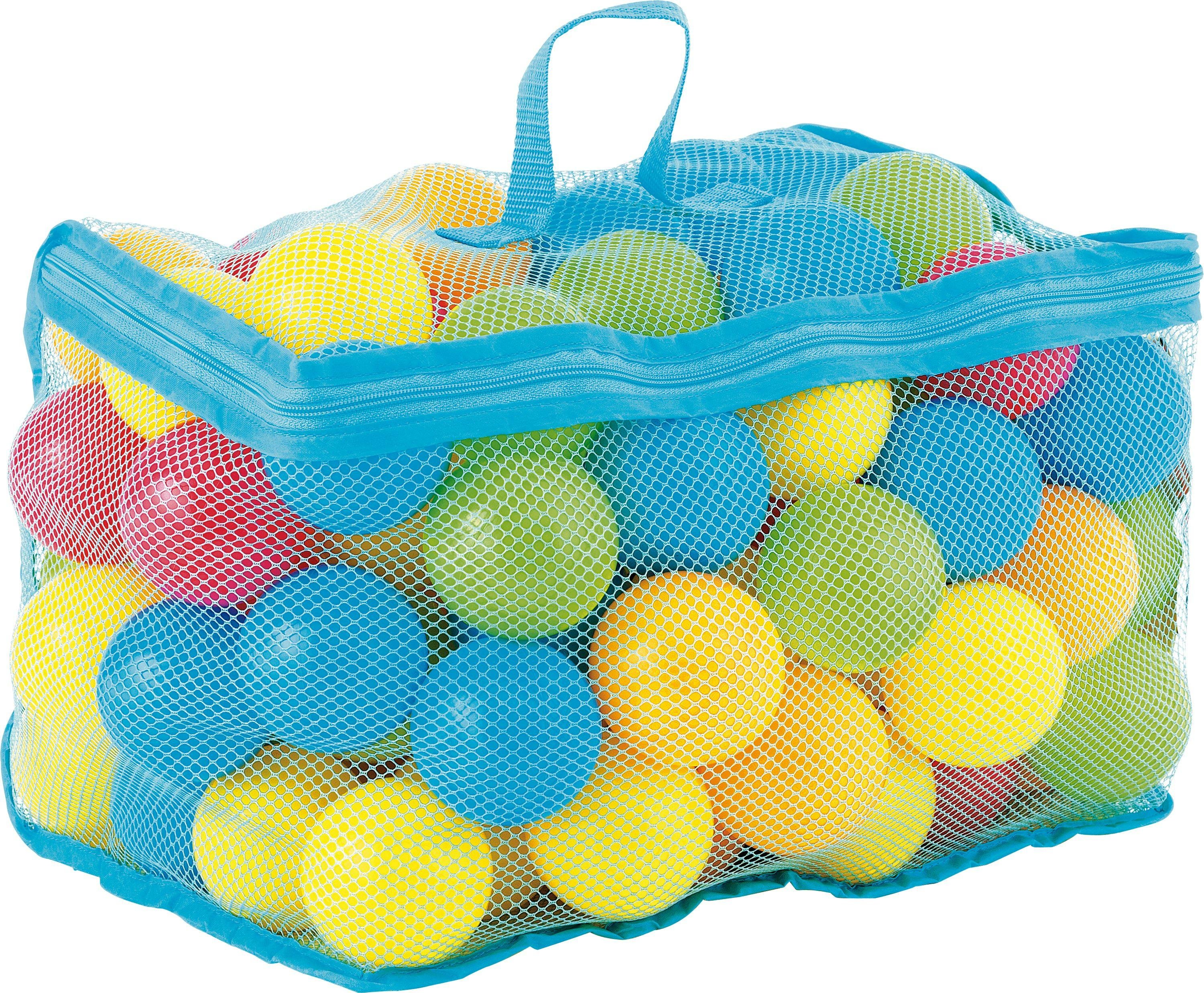 Chad Valley   Bag Of 100 Multi Coloured Play Balls