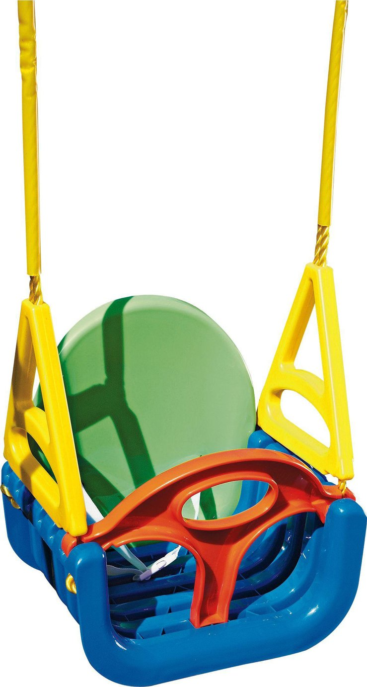 Chad Valley 2 in 1 Toddler and Kids Swing Seat