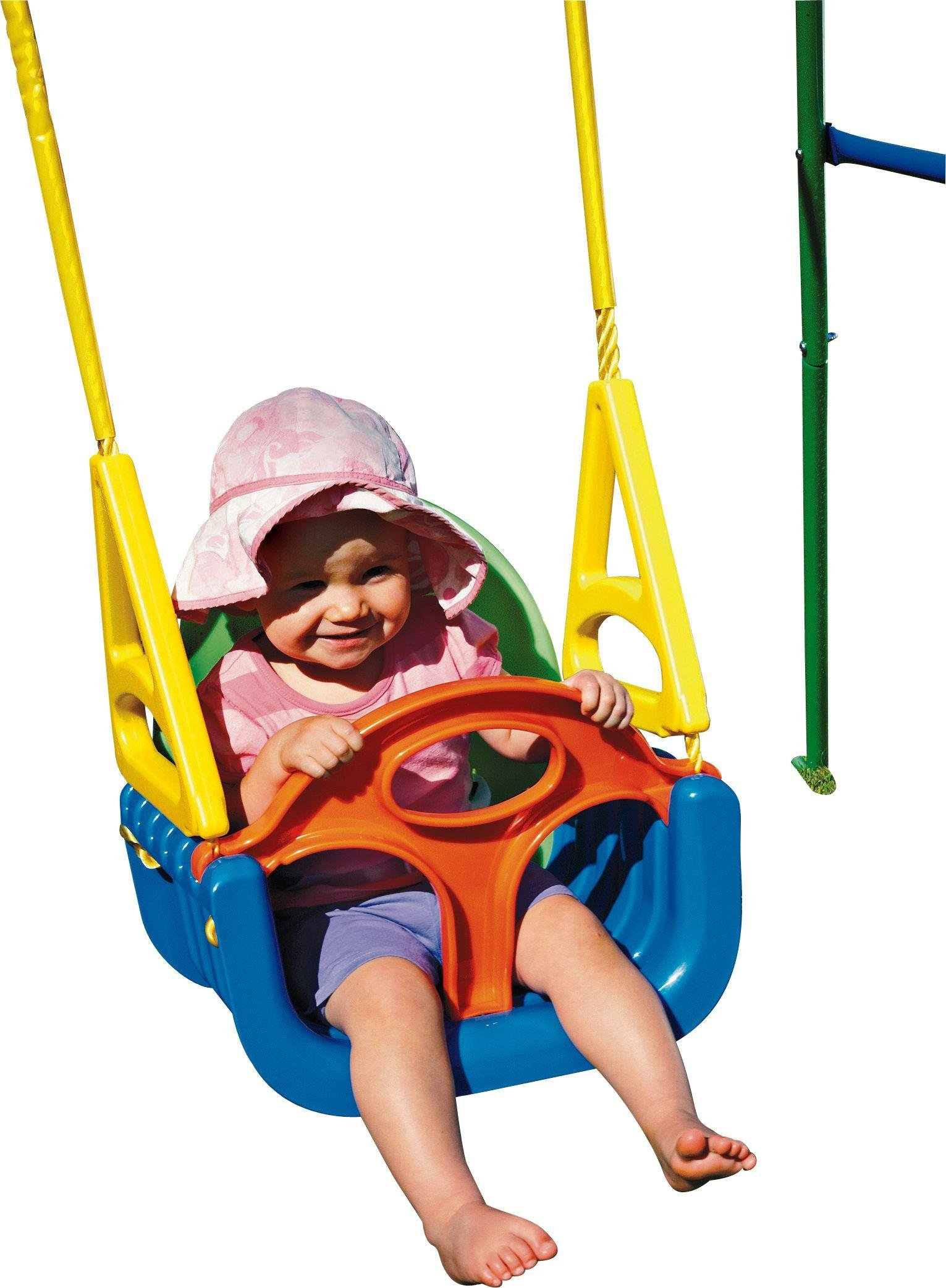 Multi Stage Swing Seat