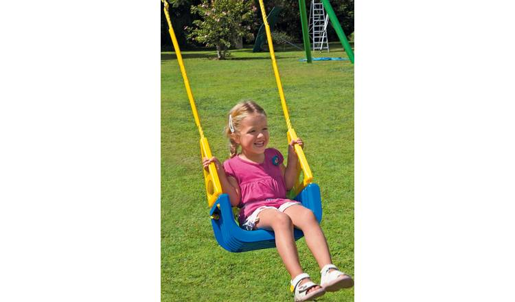Chad Valley 2 in 1 Toddler and Kids Swing Seat 2