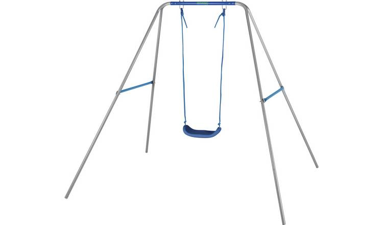Chad Valley Kids Garden Swing - Blue
