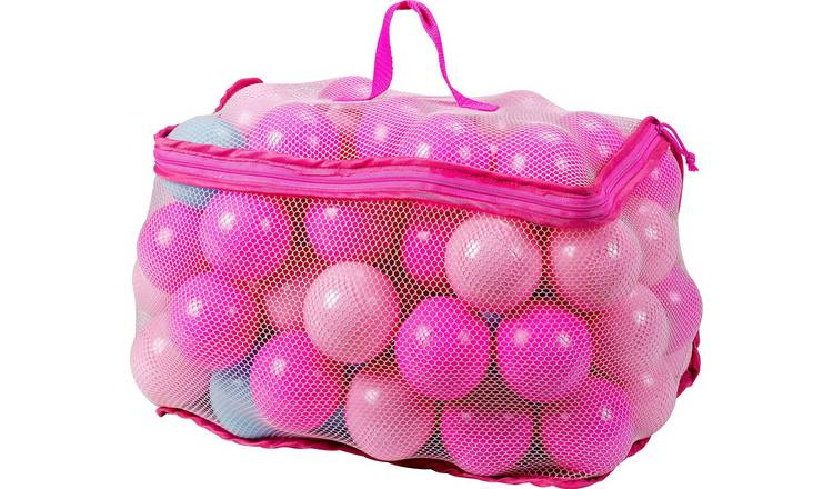 750 Plastic Balls for Ball Pits Childrens Kids Multi-Coloured Toys Play Pool