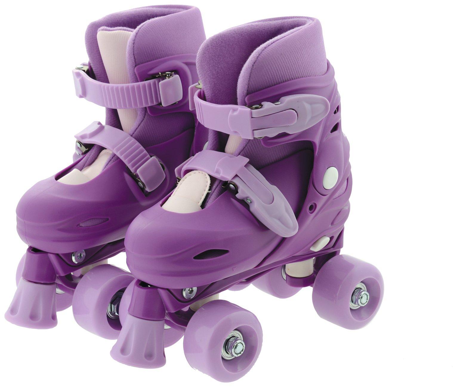 Chad Valley Quad Roller Skates