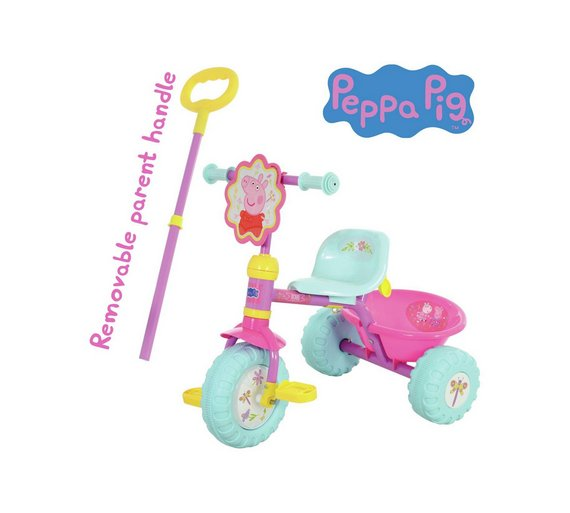 Buy Peppa Pig Trike Pink At Argos Co Uk Your Online