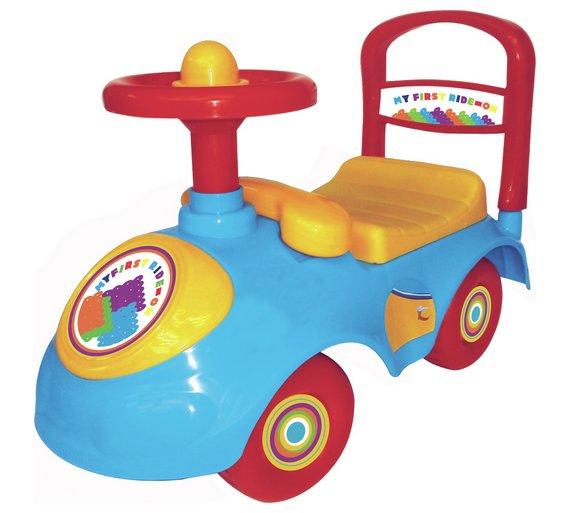 Buy Chad Valley Ride On Activity Toys Argos