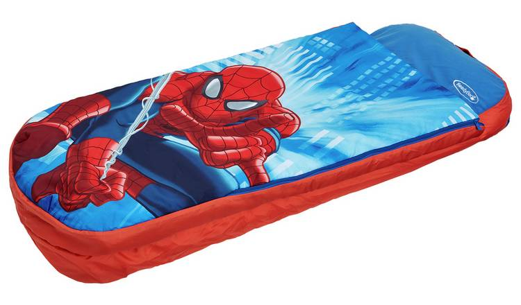 Spider-Man Junior ReadyBed Air Bed and Sleeping Bag