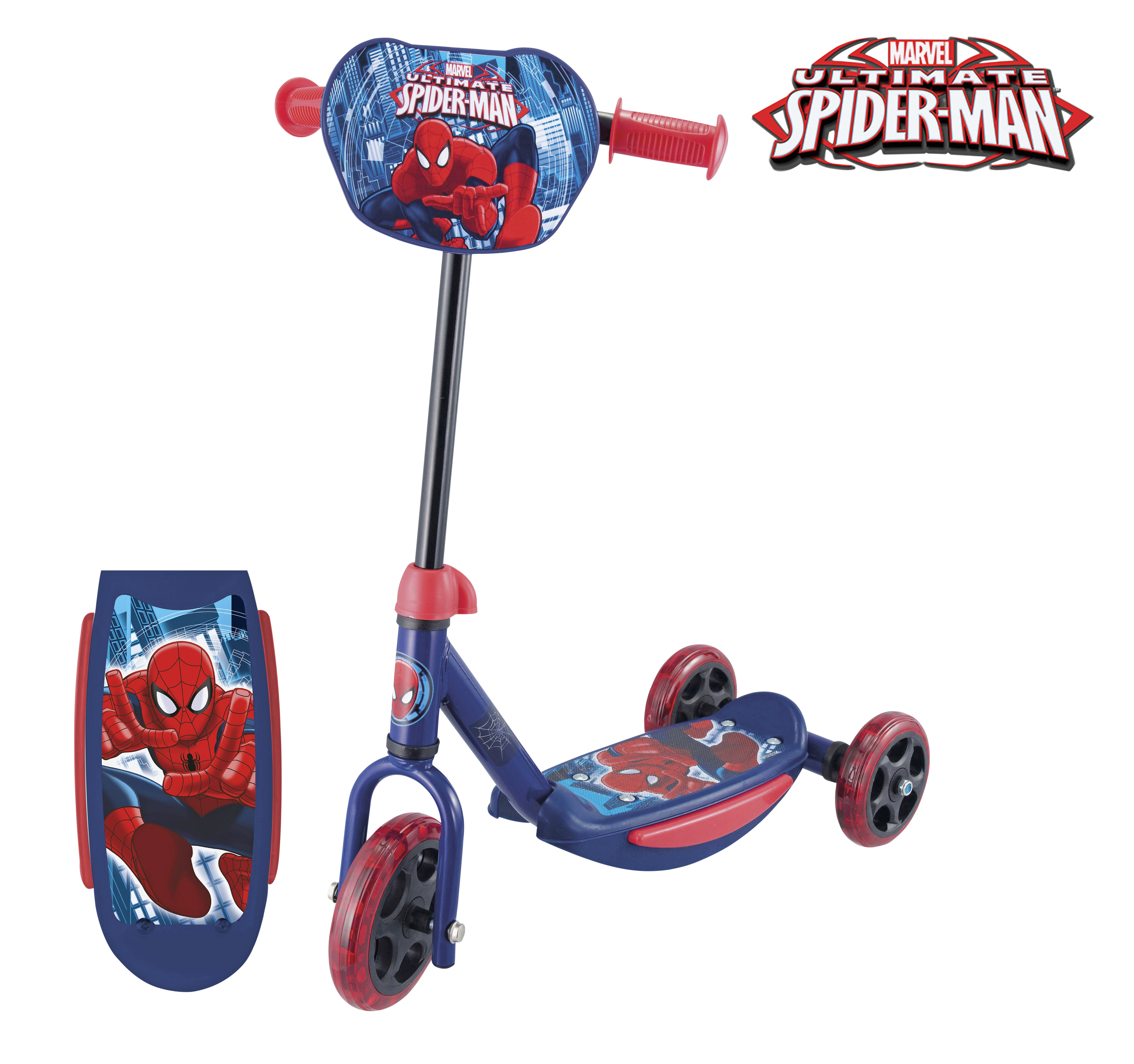Spider-Man Scooter - Red