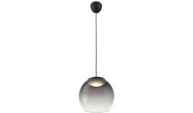 Philips myLiving Vienne LED Suspension Light - Grey.