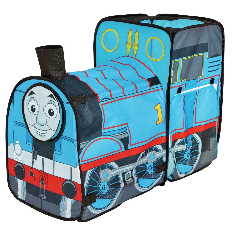 Pop Up Thomas u0026 Friends Train Play Tent Fun NeveStops With This Thomas  sc 1 st  eBay & Pop Up Thomas u0026 Friends Train Play Tent Fun Never Stops With This ...