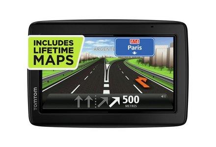 TomTom Start 25 5 Inch Sat Nav Lifetime Maps Full EU.