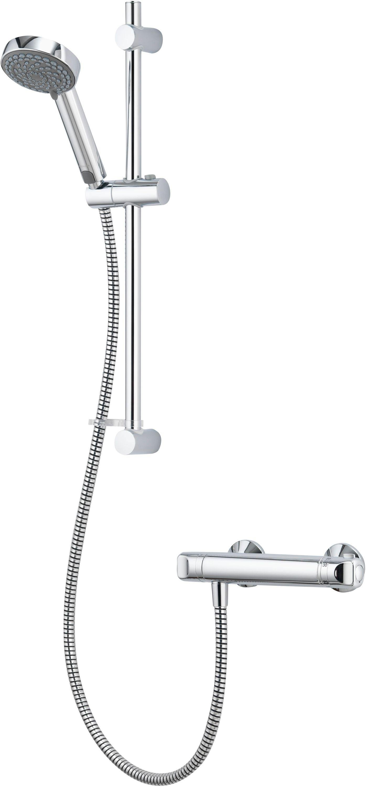 Aqualisa AQ300 Mixer Shower.