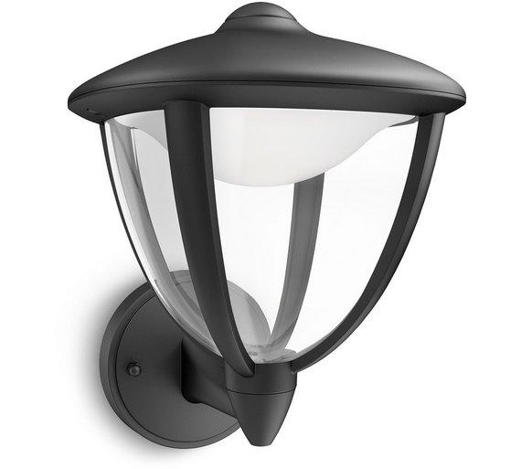 Buy Philips MyGarden Robin LED Wall Up Lantern