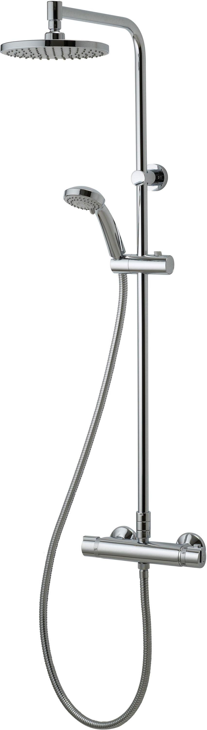 Aqualisa AQ 350 Drencher Mixer Shower.