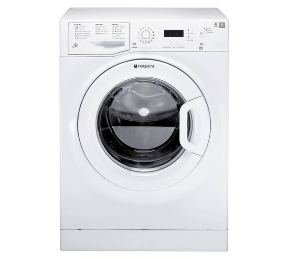 buy hotpoint extra wmxtf 842p freestanding washer white. Black Bedroom Furniture Sets. Home Design Ideas