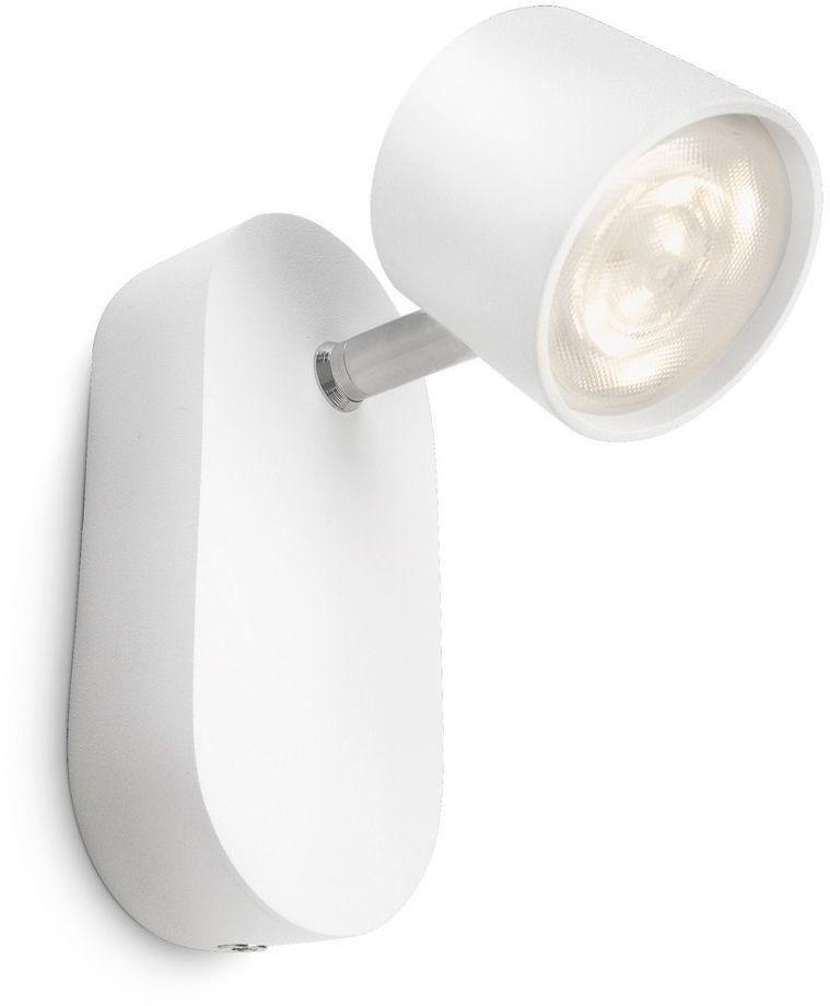 Philips myLiving Adjustable LED Ceiling Spot Light - White.
