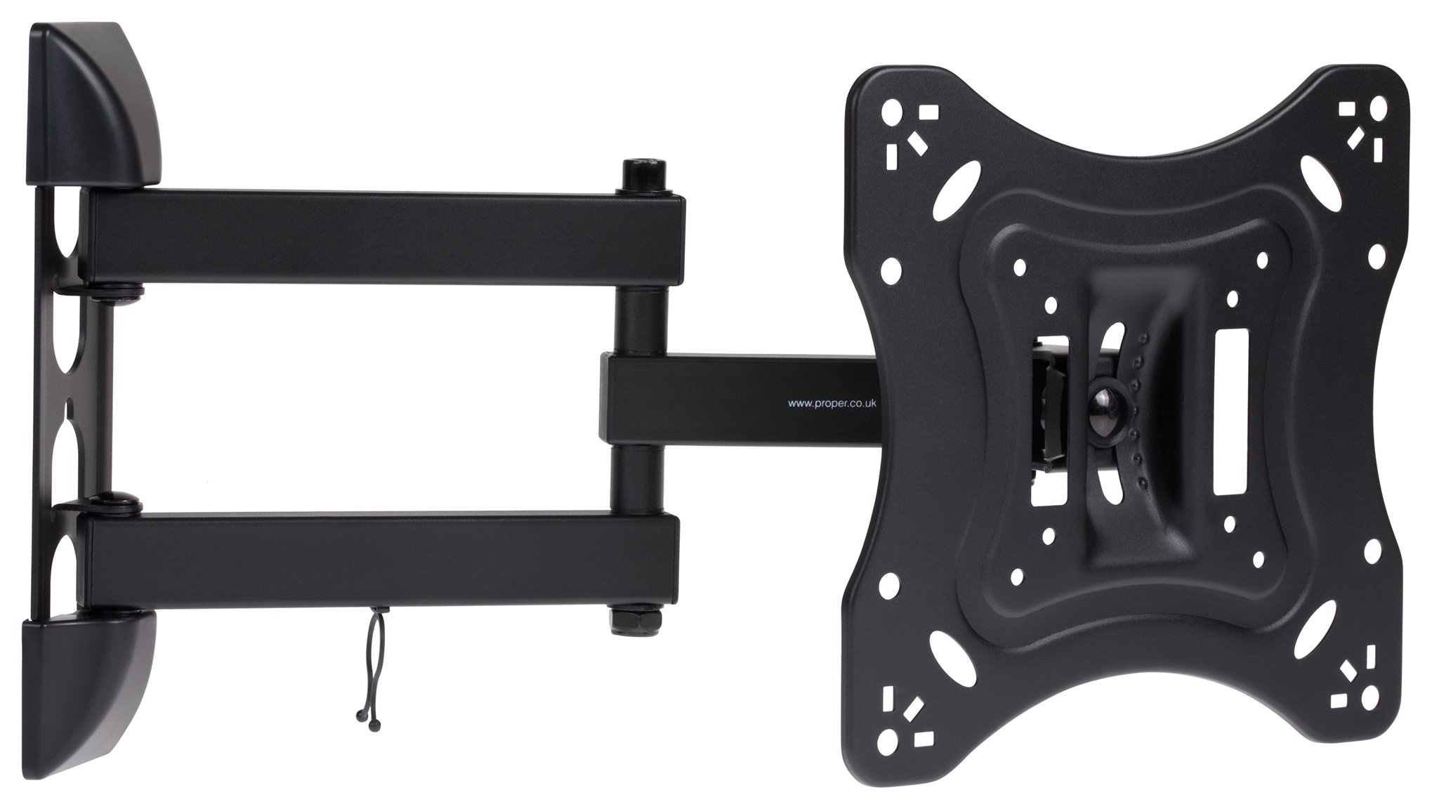 sale on proper heavy duty swing arm 23 55 inch tv wall. Black Bedroom Furniture Sets. Home Design Ideas