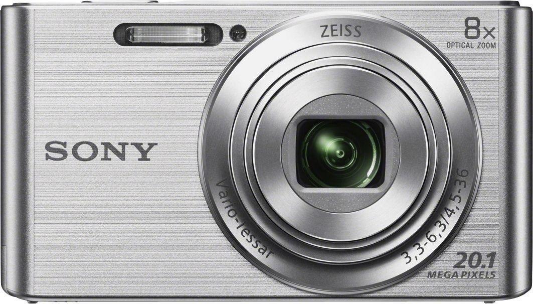Sony Cybershot W830 20MP 8x Zoom Compact Digital Camera