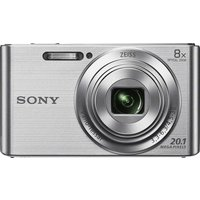 Sony - Cybershot W830 20MP 8x - Zoom - Compact - Digital Camera