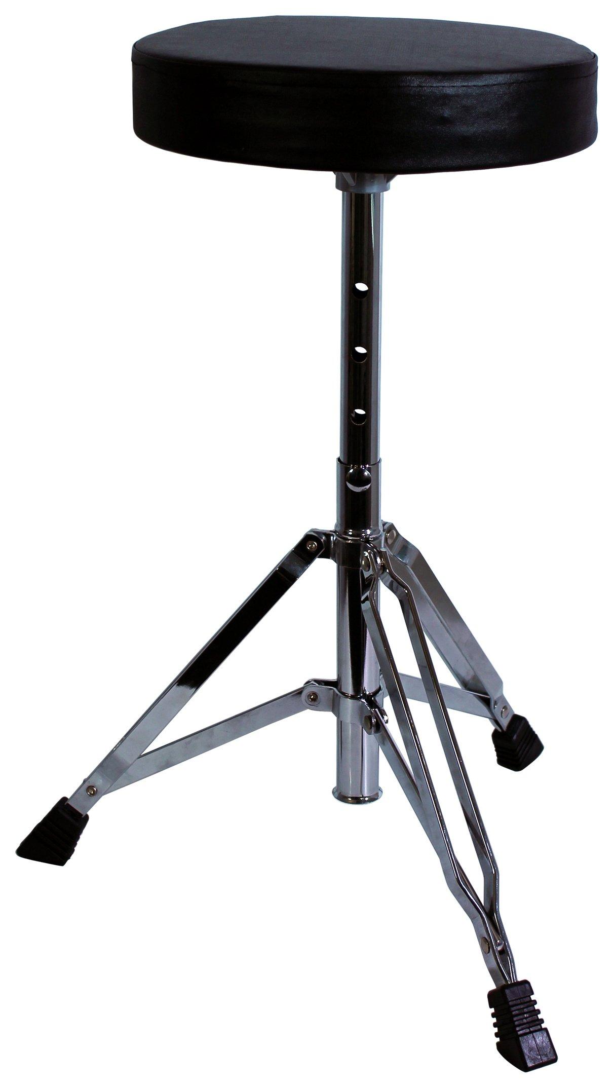 Click to zoom  sc 1 st  Argos & Buy Rockburn Adjustable Drum Stool at Argos.co.uk - Your Online ... islam-shia.org