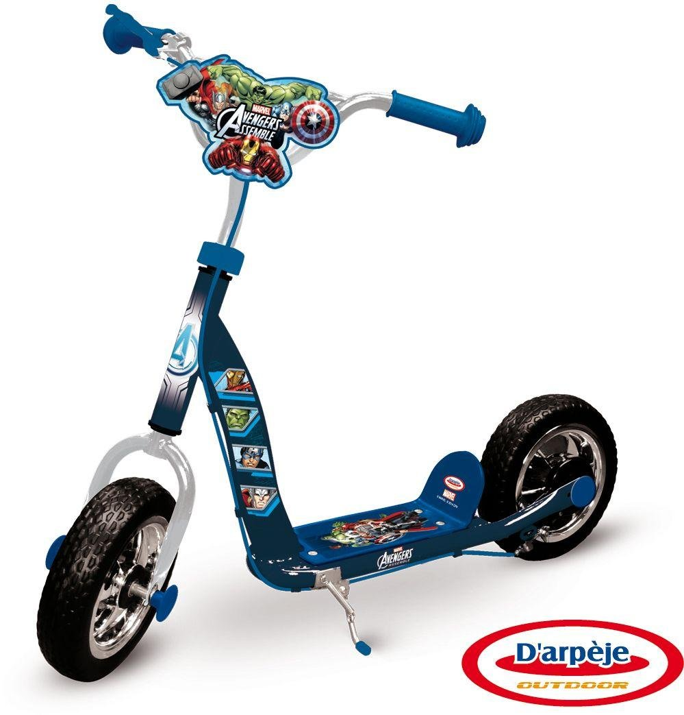 Image of Avengers - 10 inch Cross - Scooter