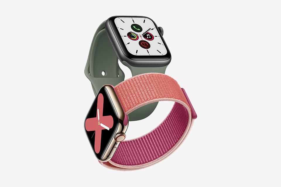Apple Watch Series 5.