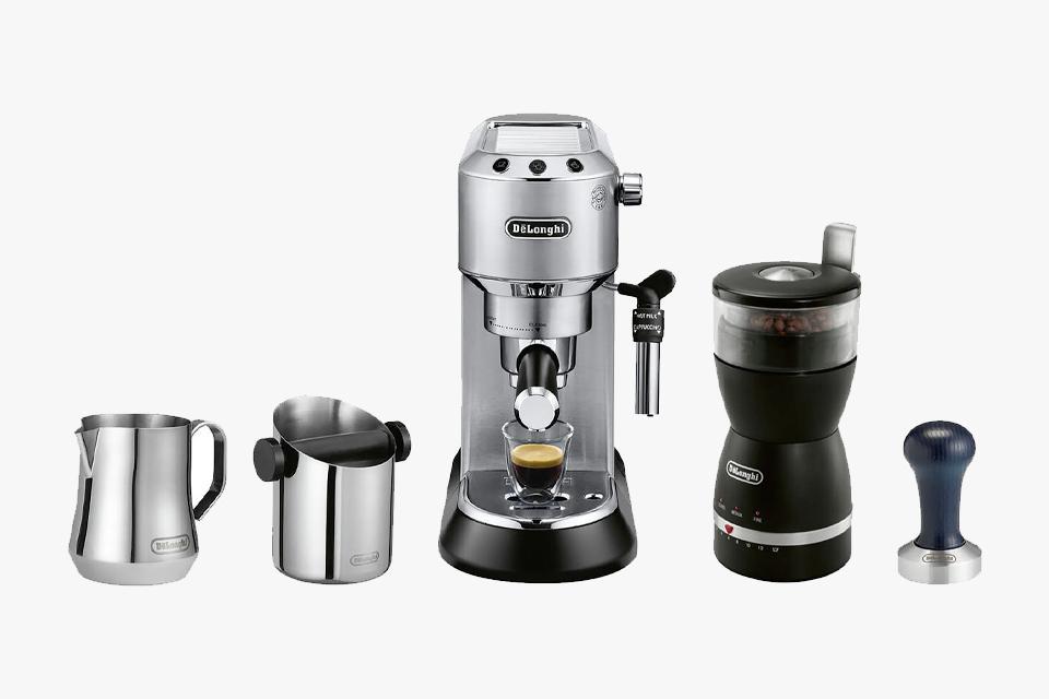 عيوب ديلونجي ديديكا EC685 ماكينة القهوة