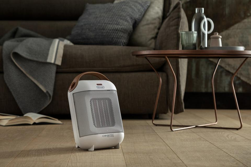 De'Longhi fan heaters.