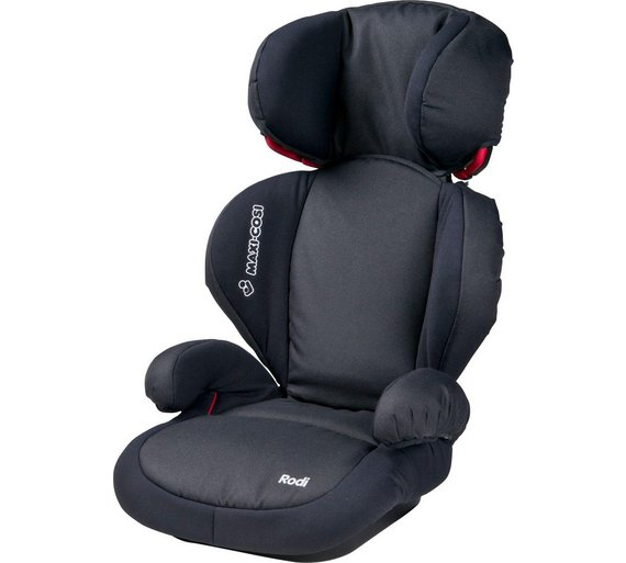 buy maxi cosi rodi sps group 2 3 black car seat at your online shop for car seats. Black Bedroom Furniture Sets. Home Design Ideas