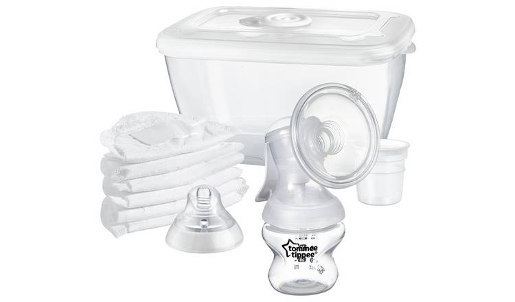 Buy Tommee Tippee Manual Breast Pump Breast Pumps Argos