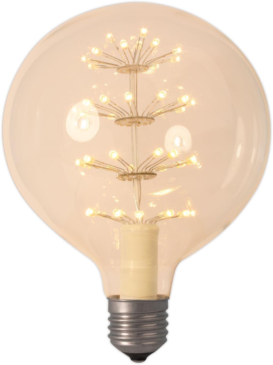 Image of Calex Decorative Pearl LED 125mm Large Globe Warm White Bulb