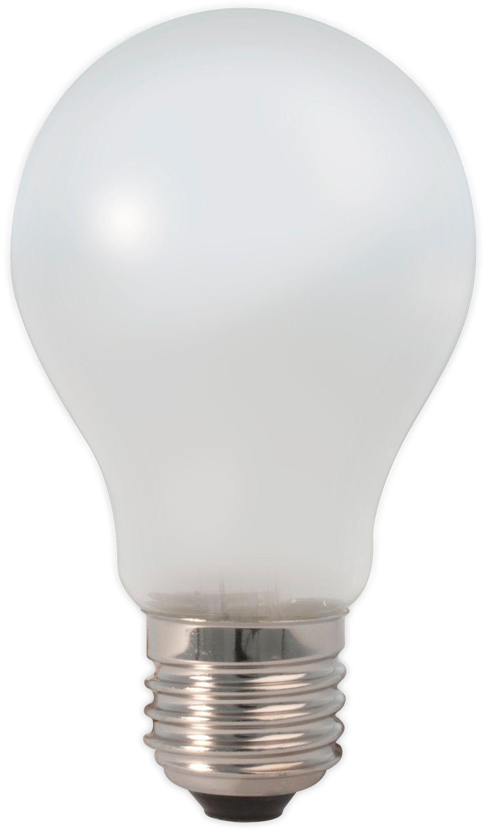 Image of Calex 6W LED Filament GLS Warm White 580 Lumen Opal Bulb
