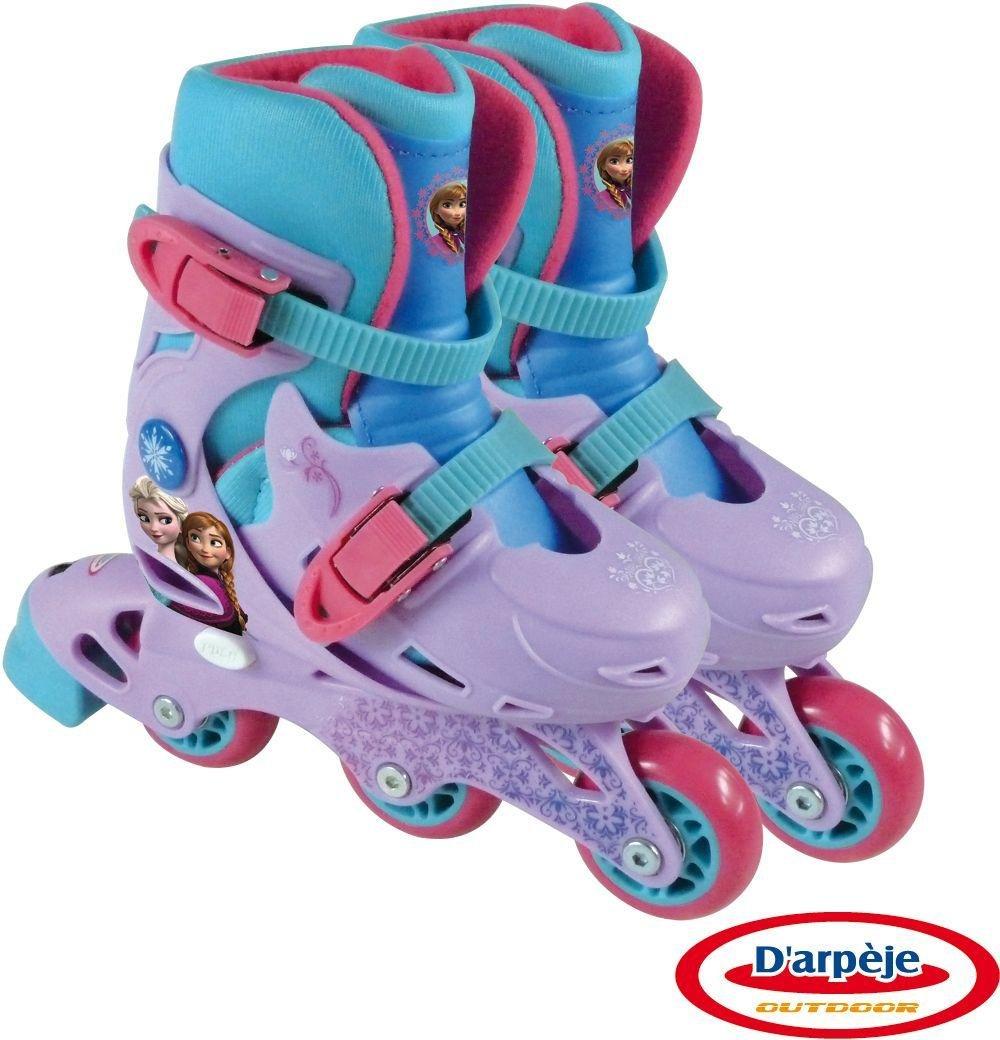 'Frozen Tri To Inline Skates - Size 9 - 115