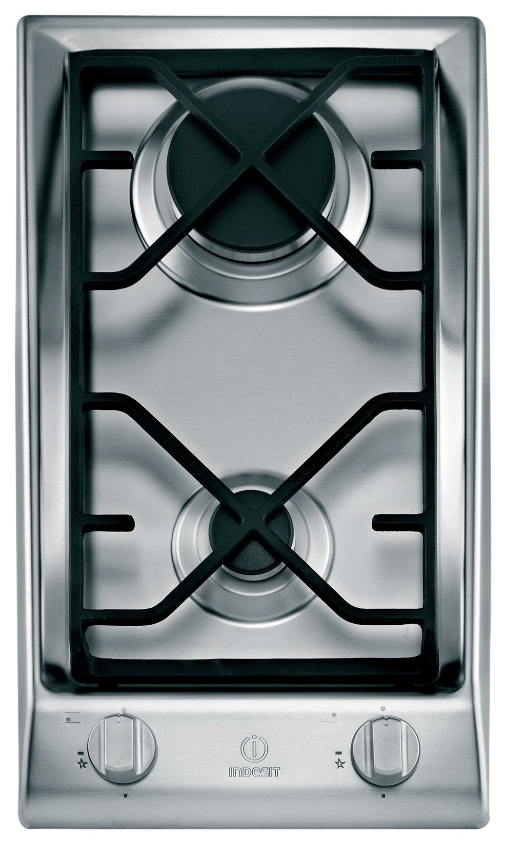 Indesit DP2GSIX Gas Hob - Stainless Steel