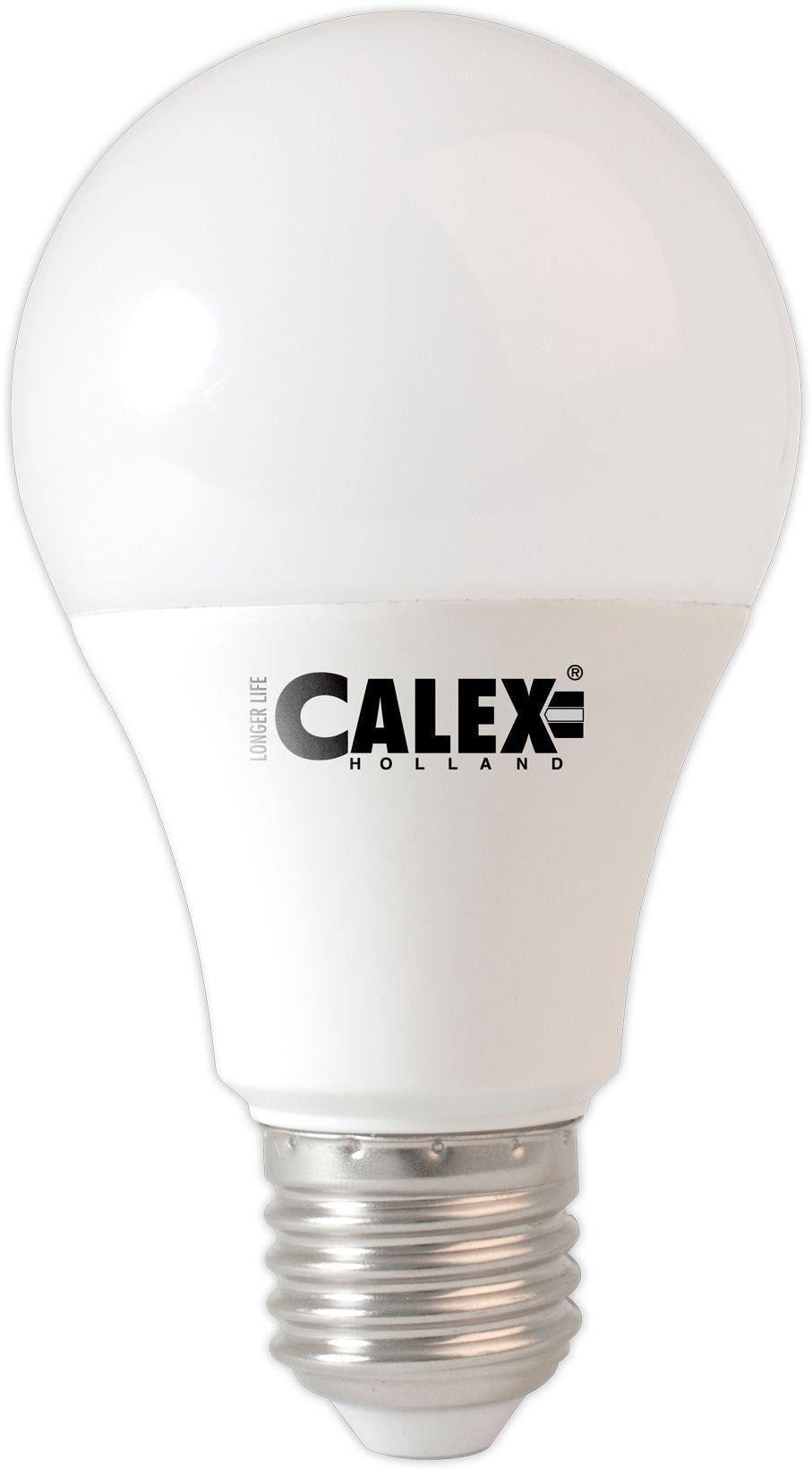 Image of Calex 8W Power LED Opal GLS E27 500 Lumen Dimmable Bulb